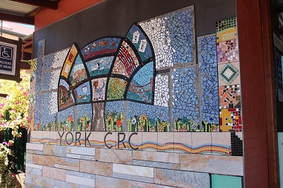Mosaic Art Installation
