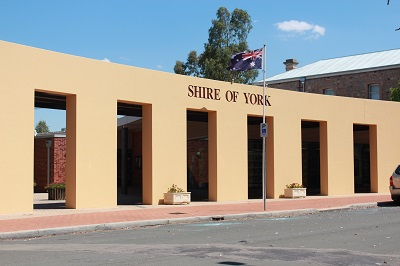 Shire of York 1 Joaquina Street